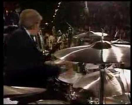 DRUM SOLOS: Buddy Rich Drum Solo