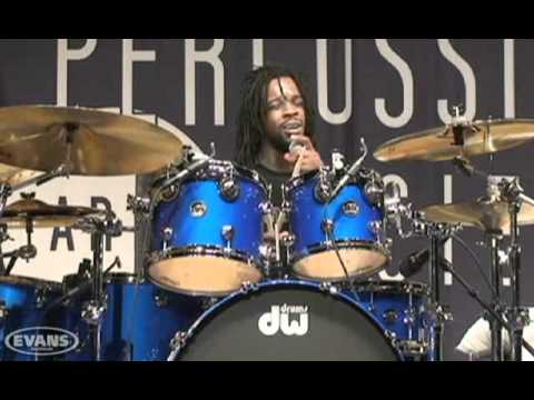 Drum Lessons: Thomas Pridgen on Building Speed -...