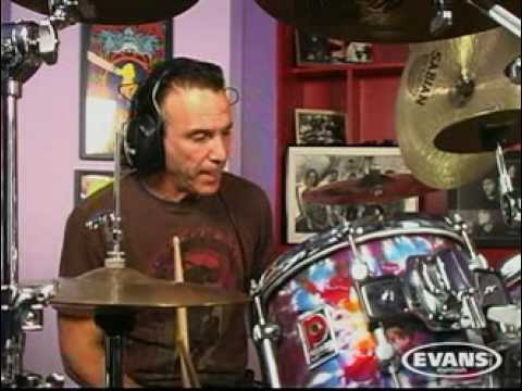 Rod Morgenstein's Rudiments Warmup - Drum Lessons