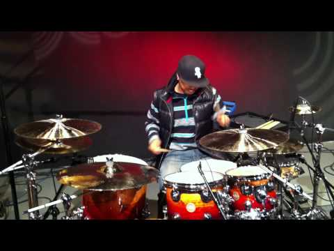 Tony Royster Jr Drum Solo