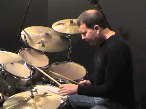 Drum Lessons: Triplet Drum Fill Drum Lesson