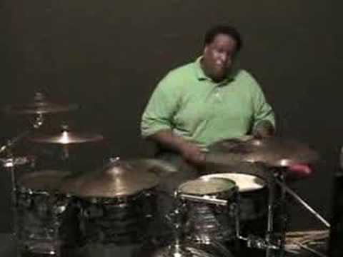Eric Moore - Drum Lessons