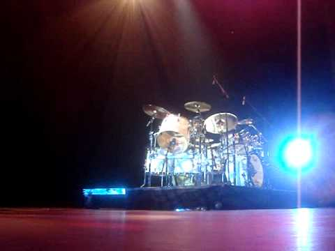 Dennis Chambers at Montreal Drum Fest 2009