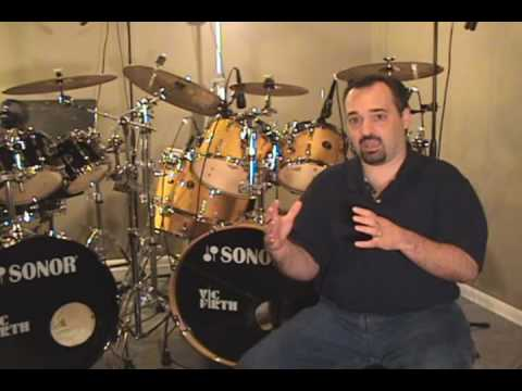 Drum Lessons: Fran Merante - Rodney Holmes Cowbell Groove