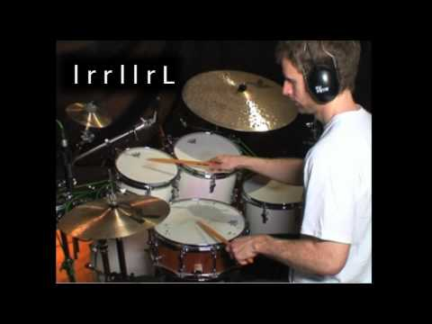 Drum Lessons: Vinnie Colaiuta Hi-hat lick