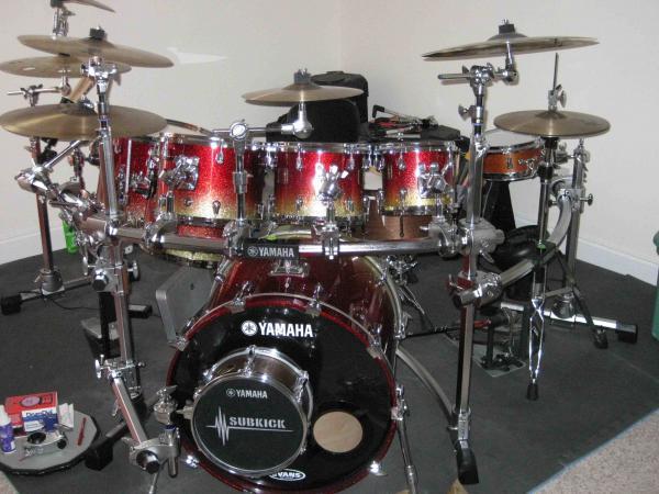 Drums Yamaha Ga