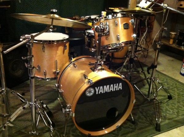 Yamaha Birch Bebop Kit