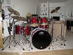 My dw Drums - Phase III