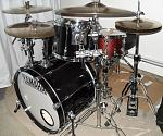 1998 Yamaha Stage Custom in Raven Black