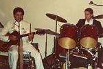 "About 18 yrs ago!  I think we played ""Light My Fire""."